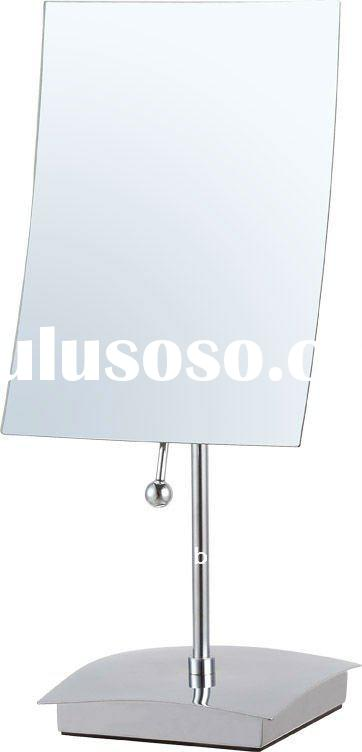 square cosmetic mirror/shaving mirror/makeup mirror/magnifying mirror