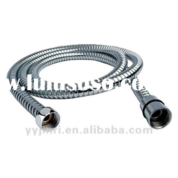 stainless steel flexible plumbing hoses Demountable push fit plumbing hoses PVC plumbing hoses Brass
