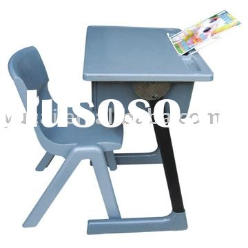 student desk and chair (school furniture)(YCY-015)