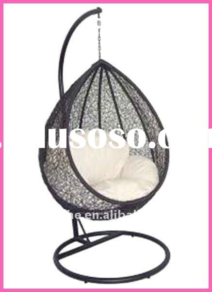wicker hanging chair pier one 2