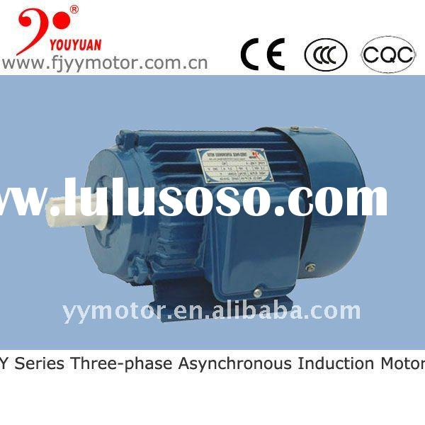 three phase electric motors for dehumidifier fan motor and 0.5hp motor pump