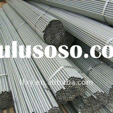 wall thick schedule 40 galvanized steel pipe