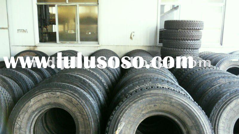 12 R 22.5 hot retreading tires for truck