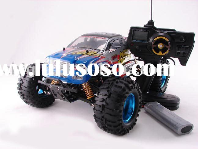 1/10 Heng Long Mad Truck Electric RC 4X4 Monster Truck