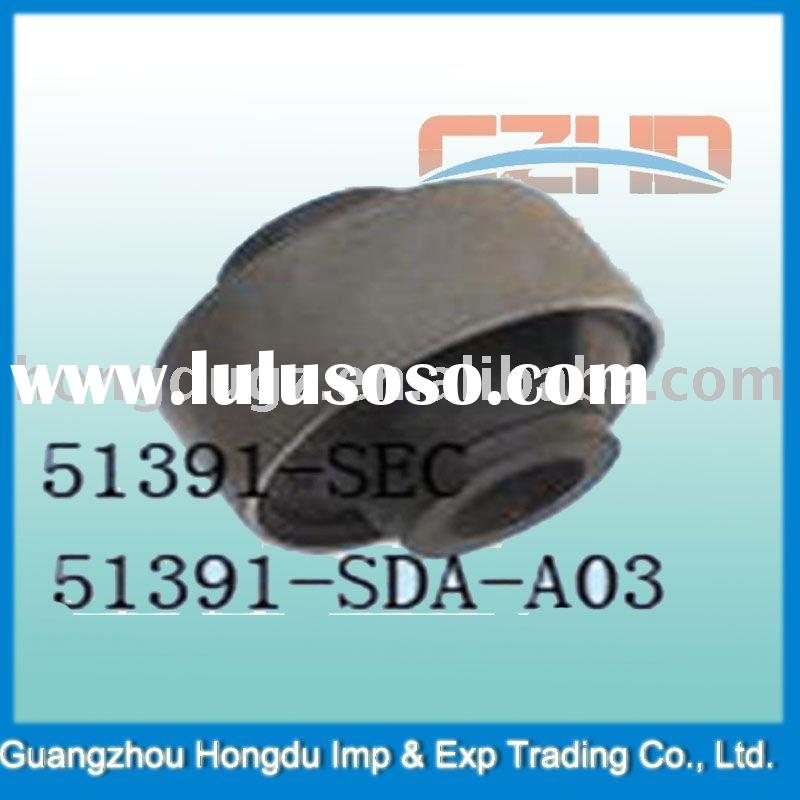 2011New auto rubber suspension bushing for cart parts