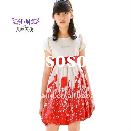 2011 dresses for girls of 7 years old