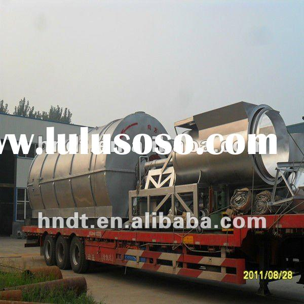 2011 new design for used Plastic Recycling Machinery