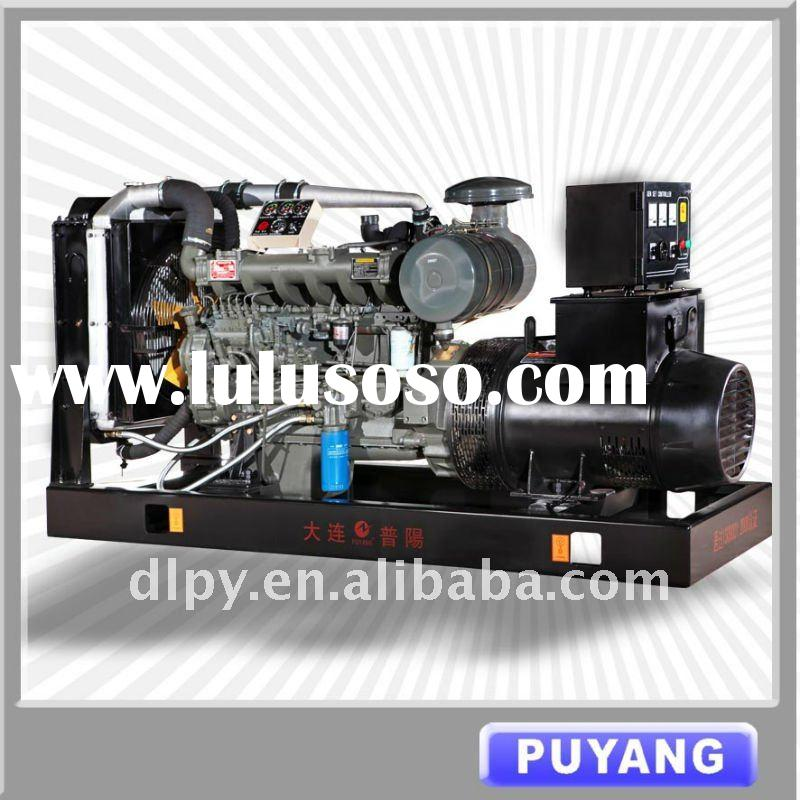 20kW/25kVA Diesel Generator powered by Chinese Weichai diesel engine with electric speed governor 8