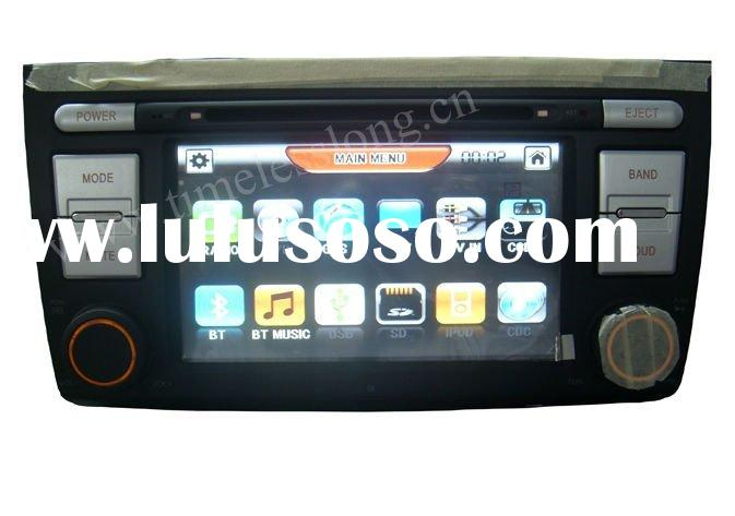 2 Din Car DVD Player for SUZUKI SWIFT with built-in GPS, Dual Zone, RDS,DVB-T, Steering Wheel (TID-7