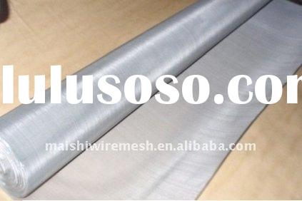 AISI 302 304 309 316 316L 321 stainless steel wire mesh Manufacturer
