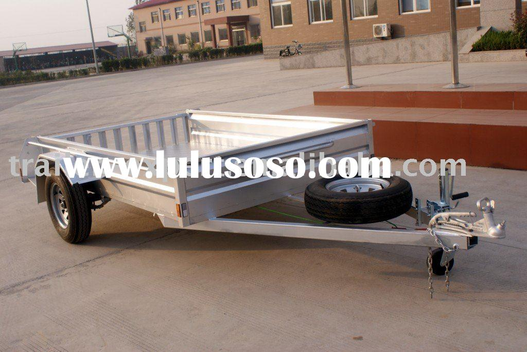 ATV trailer, Car trailer, trailer axles, trailer parts