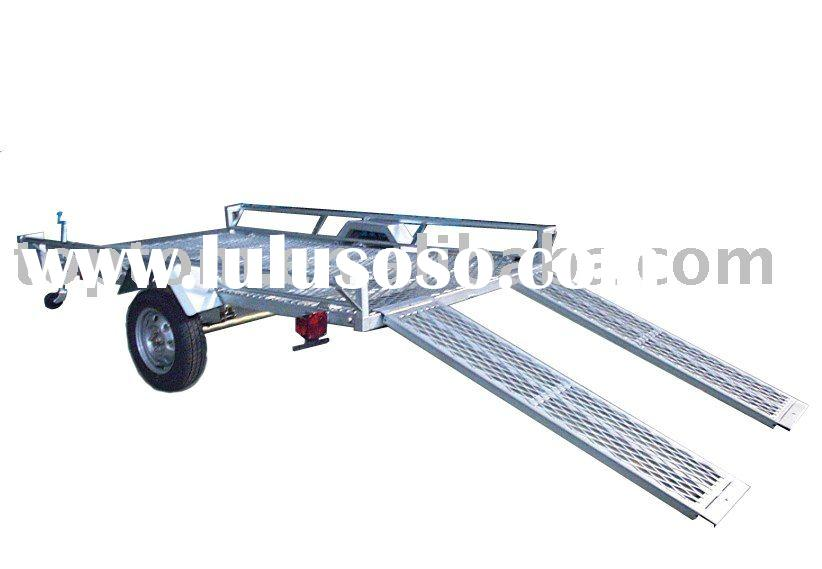 ATV trailer,Utility trailer with ramp,UTV trailer,go kart trailer