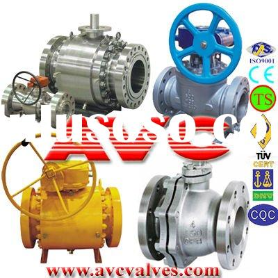AVC Cast Steel Ball Valve