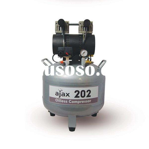 Ajax202 dental silent oil free air compressor