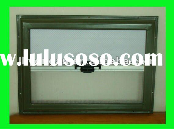Aluminium frame rv caravan motorhome accessories side windows