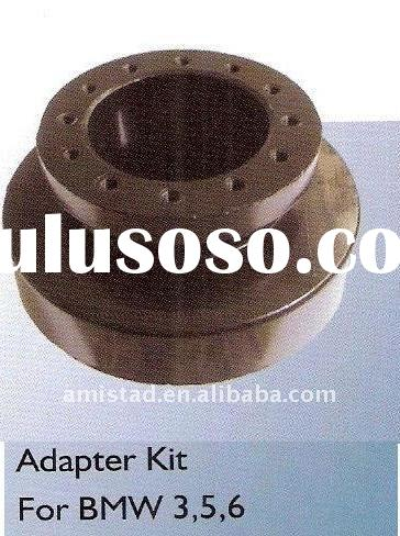 Auto parts adapter kit of steering wheel for BMW 3/5/6