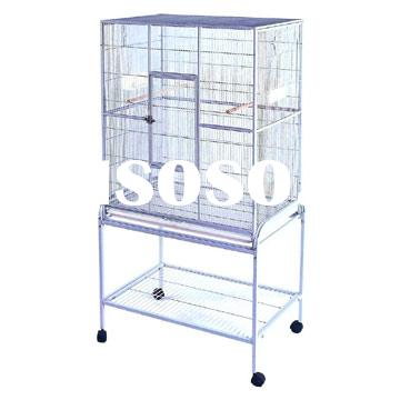 Bird cage-Flight cage with stand