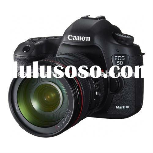 Canon DSLR EOS 5D Mark III Digital Camera