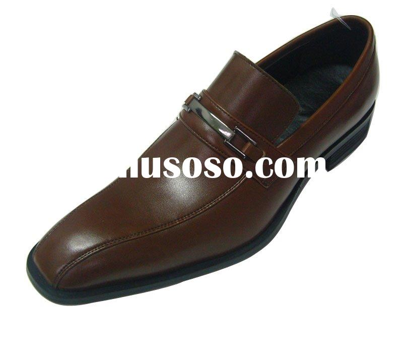 Classical leather shoes,men's shoes