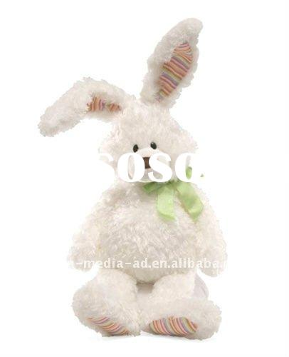 Custom Plush Rabbit Toy/ Stuffed Rabbit
