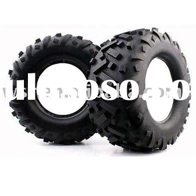 Custom RC rubber tires rubber wheels