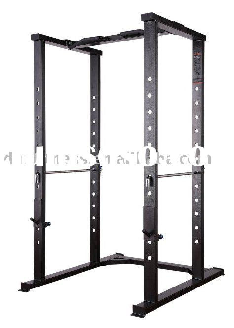 DHZ Power Cage fitness equipment
