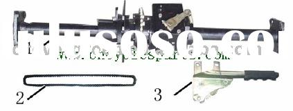 FG150 ATV-5-5 Rear Axle/ATV Spare Parts