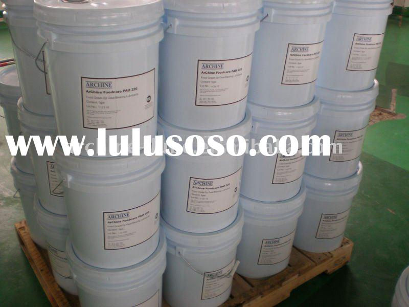 Food Grade Gear Lubricants ArChine Foodcare PAO 460