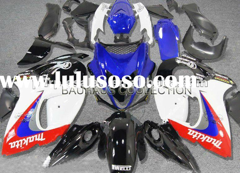 For Suzuki GSXR 1300 Hayabusa 08-09 ABS High Quality Motorcycle Bolt Kits + Heat-Shield Technology +
