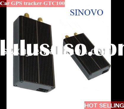 GPS tracker car with website software