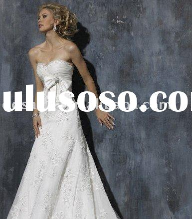 HTB05.Custom-Made bridal wedding dress,wedding gown,bridal gown