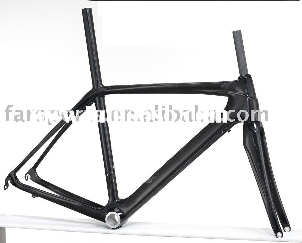 Hot!! Full carbon road bike frame+dropshipping