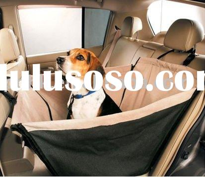 Hot Sale Dog Car Seat Cover(Processing Factory)