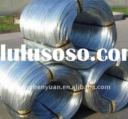 Hot-dipped Galvanized Steel Wire(Hot Sale)