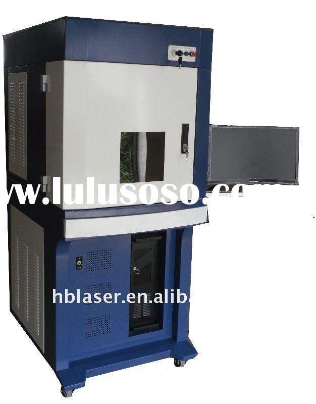 IPG Fiber Laser Machine with air-cooling system