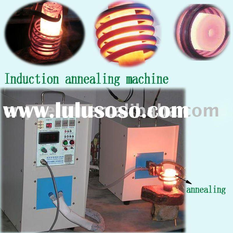 Induction Heater for Partial Heating