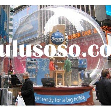 Inflatable clear ball, advertising globe, advertising inflatables