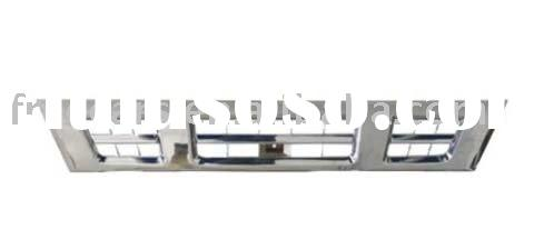 Isuzu truck parts, Grille( chromed )( 135cm ), truck parts, truck spare parts, auto parts, auto body