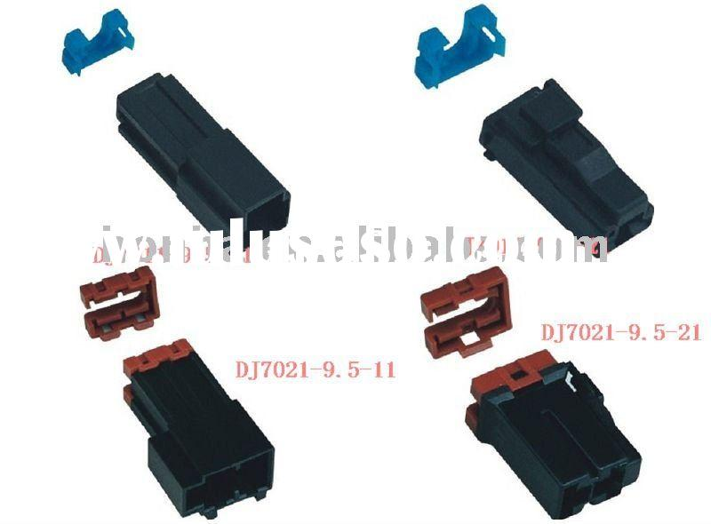 KET auto 1-2 pin wire harness connector
