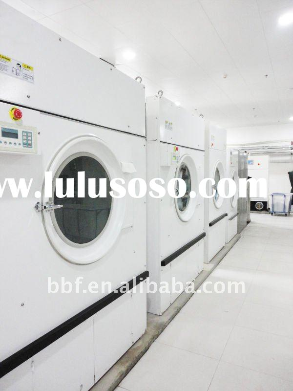 Low noise easy operate high spin laundry washer dryer(drying machine)
