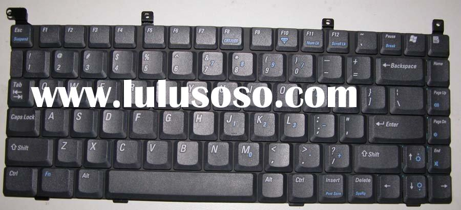 MP-01653US-698 -laptop keyboard for Dell Inspiron 2600 2650 Series US