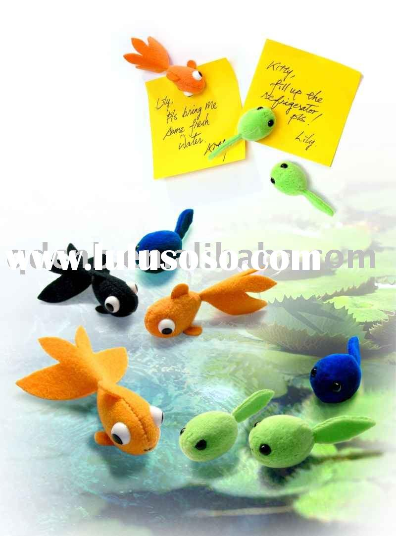 Magnetic plush toy magnetic plush toy manufacturers in for Monkey fish toys