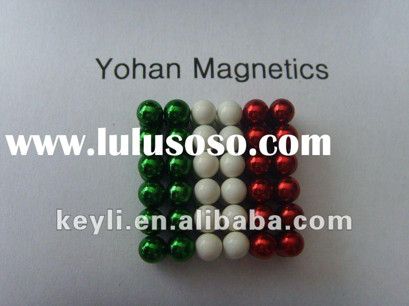 Magnetic Toy Balls- Chinese Manufacturer Supply