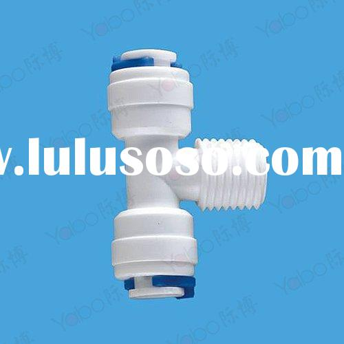 Male tee Adapter/quick fitting/connector/