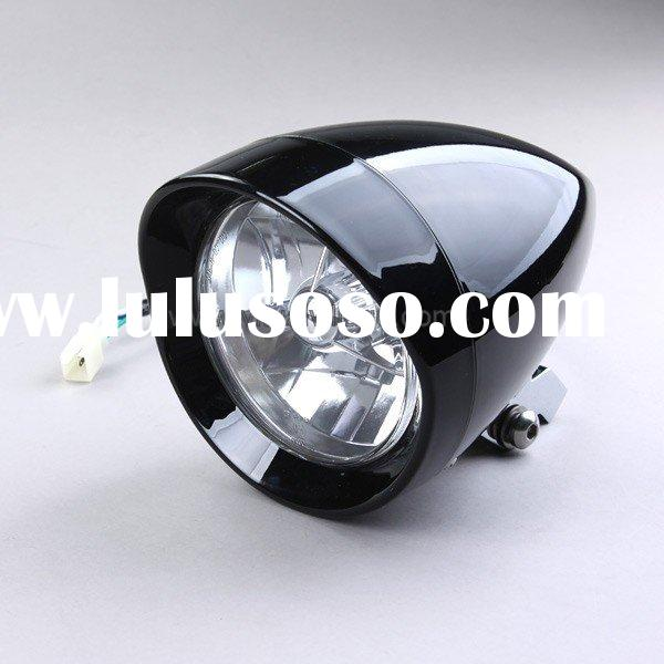Headlights for Harley-Davidson Motorcycles