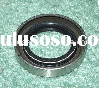 NBR double lip oil seal