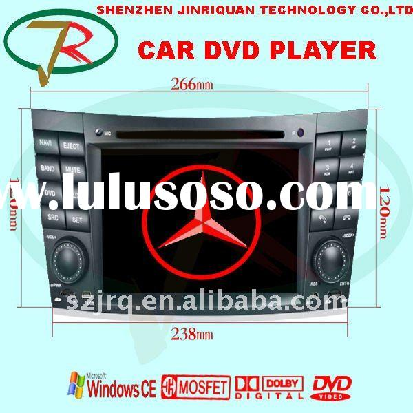 NEW 7 INCH TFT HD screen special BENZ CLC (2008-2010) car DVD player with GPS IPOD BLUETOOTH