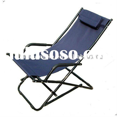 Outdoor Metal Folding Rocking chairs