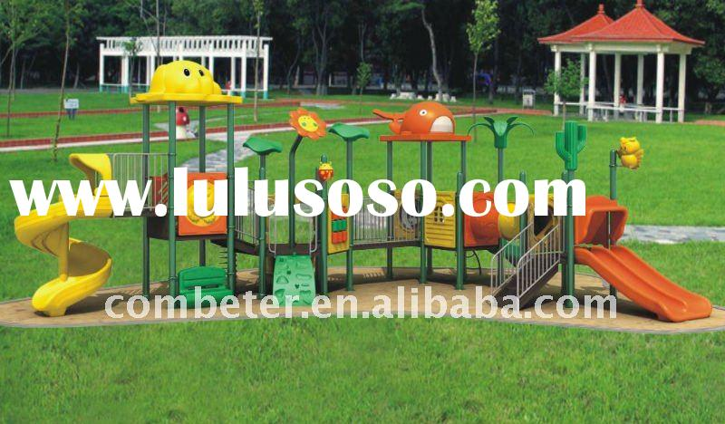 Outdoor playground slide/all weather outdoor furniture/kids slide/plastic slide