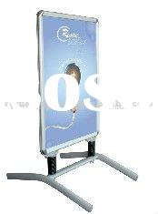 Outdoor poster stand,A frame,A board